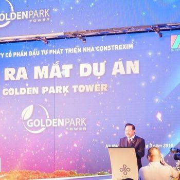 mở bán dự án golden park