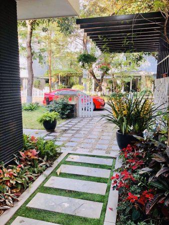 song lập vườn tùng 168,5 m2