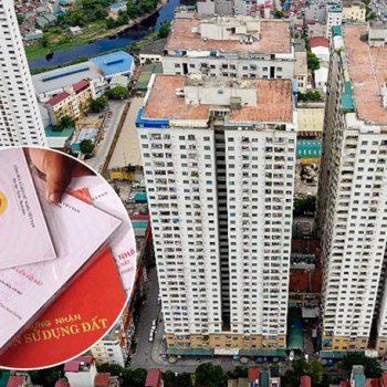 phạt 1 tỷ chung cư không cung cấp giấy tờ làm sổ đỏ sổ hồng