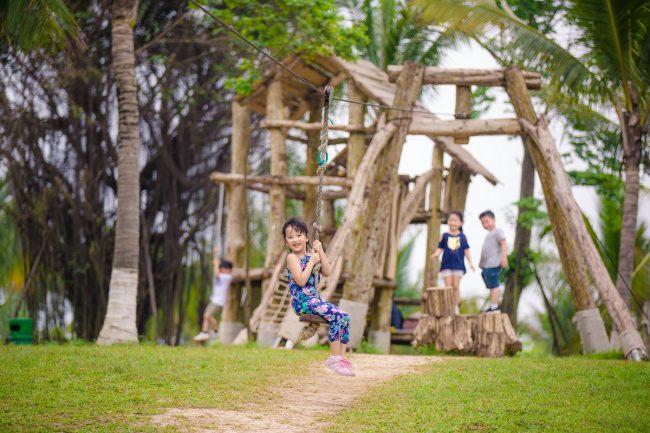 chơi gì ở Ecopark