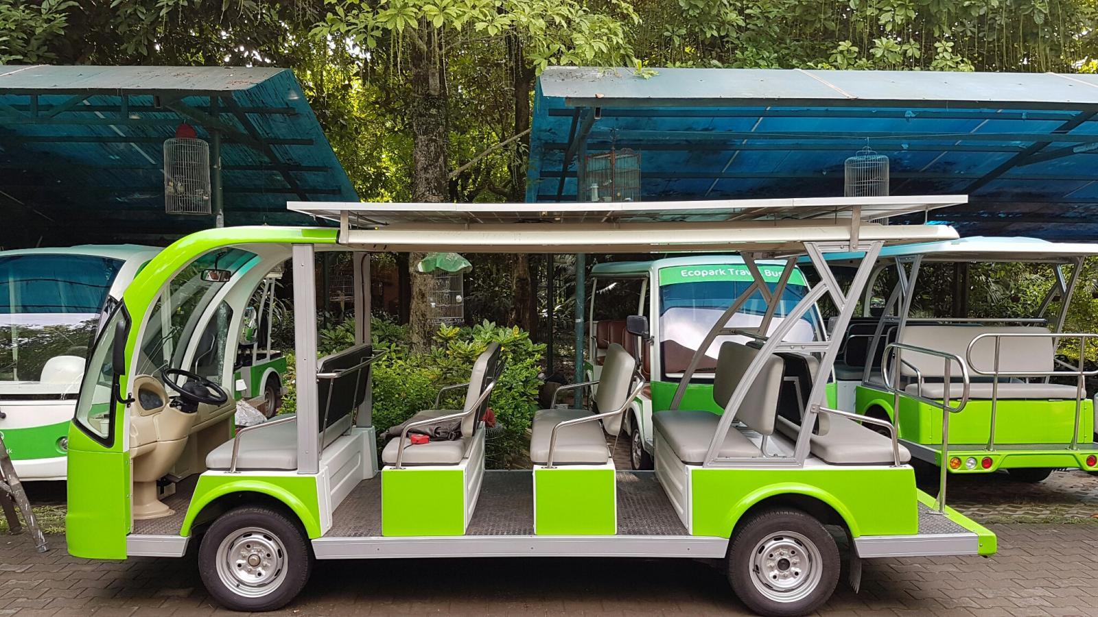 xe điện Ecopark