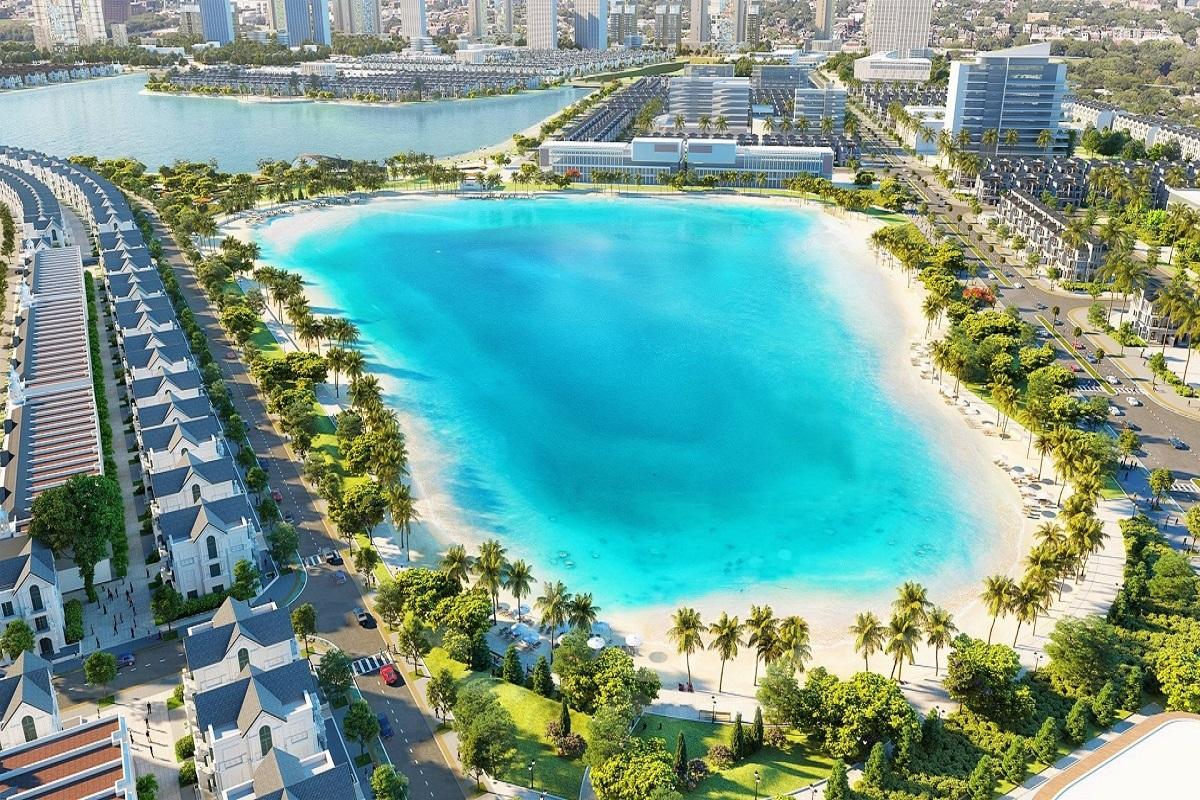 biển hồ nước mặn vin ocean park