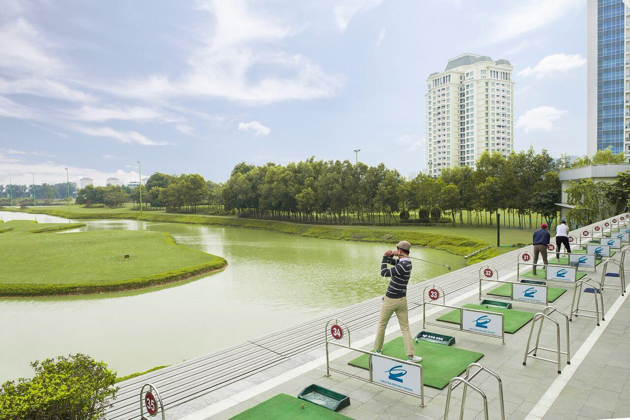 Sân golf tại Ciputra