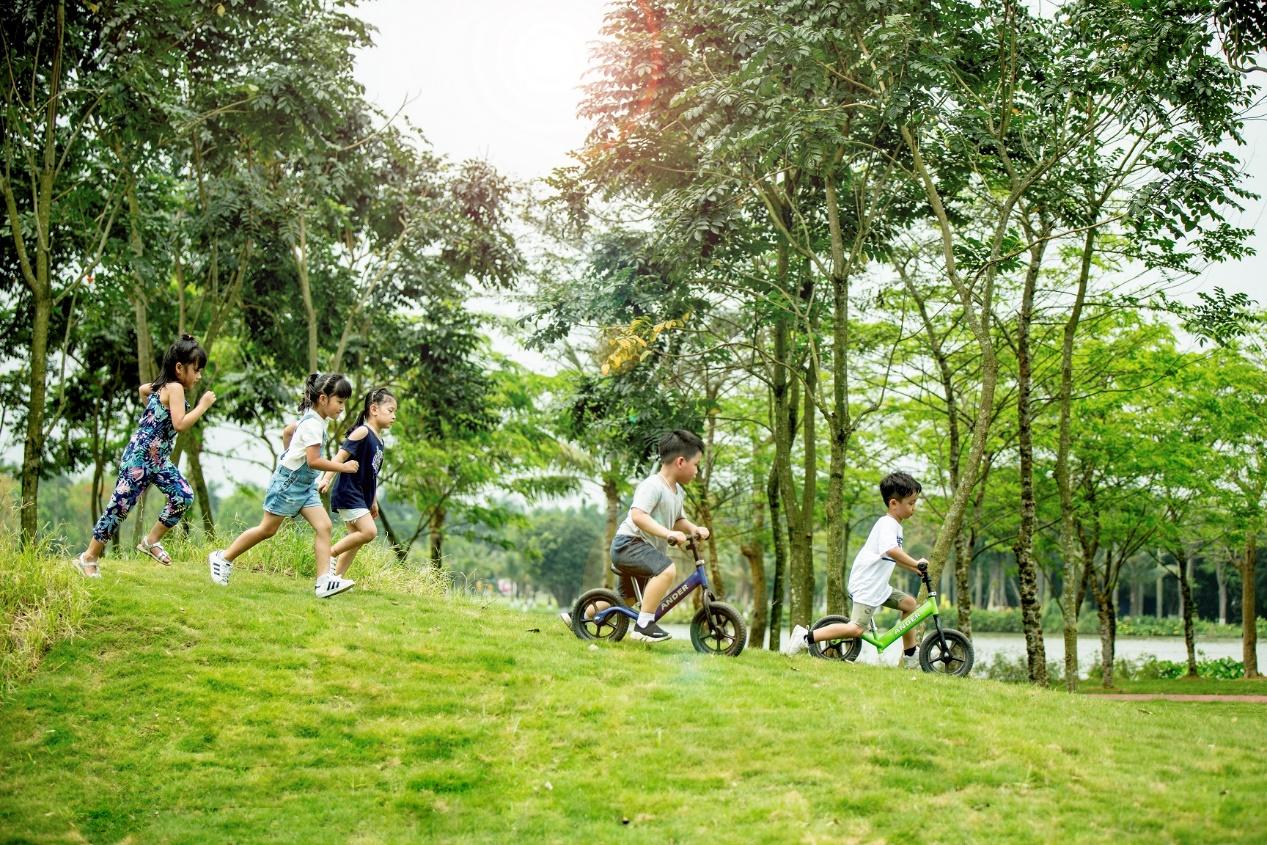 Vé vào hồ Thiên Nga Ecopark được miễn phí
